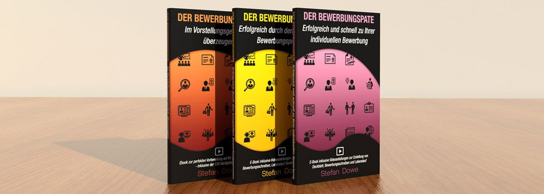 E-Books Bewerbungstraining und Bewerbungsratgeber