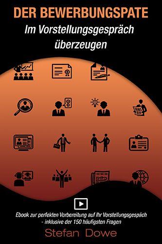 E-Book-Cover: Im Vorstellungsgespräch überzeugen